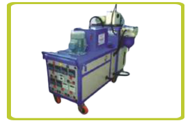 Centrifugal Oil Cleaning System for Solid & Moisture Removal