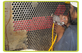 CondenserTube Cleaning  Malaysia