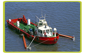 Oil Recovery Vessel Malaysia, Singapore, Brunei, Oil Spill Pollution Cleanup Vessel Malaysia, Singapore, Brunei