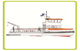 Oil Recovery Boat Malaysia, Singapore, Brunei, Oil Spill Pollution Cleanup Boat Malaysia, Singapore, Brunei