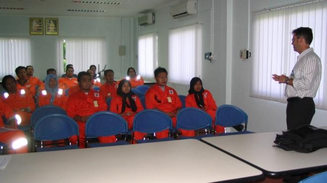 IMO Training Malaysia
